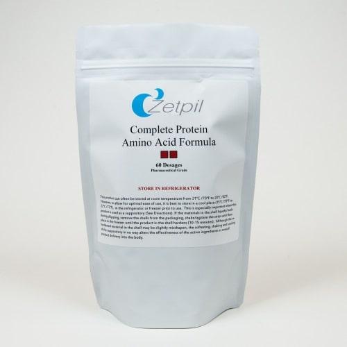 complete protein amino acid