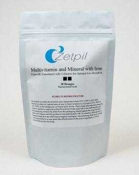multivitamin with iron