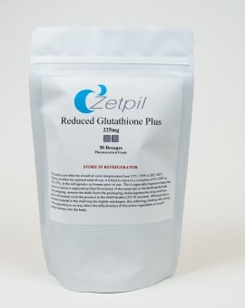 Reduced Glutathione (225mg)