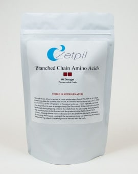 branched chain amino acid suppository