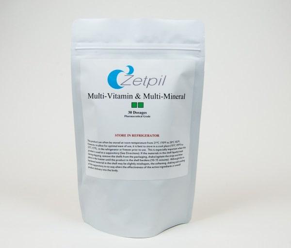 multi vitamin and mineral